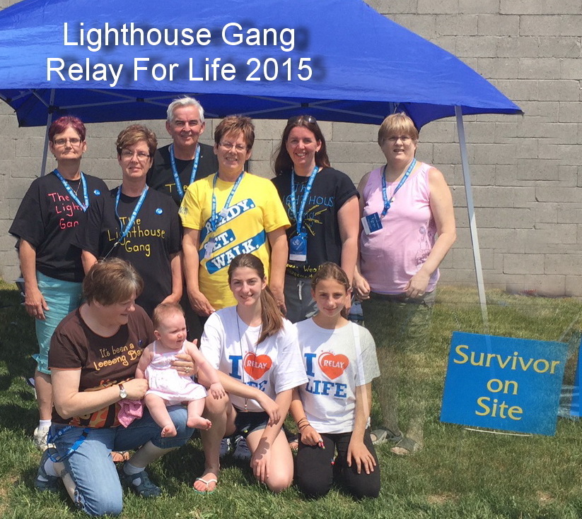 Lighthouse Gang 2015