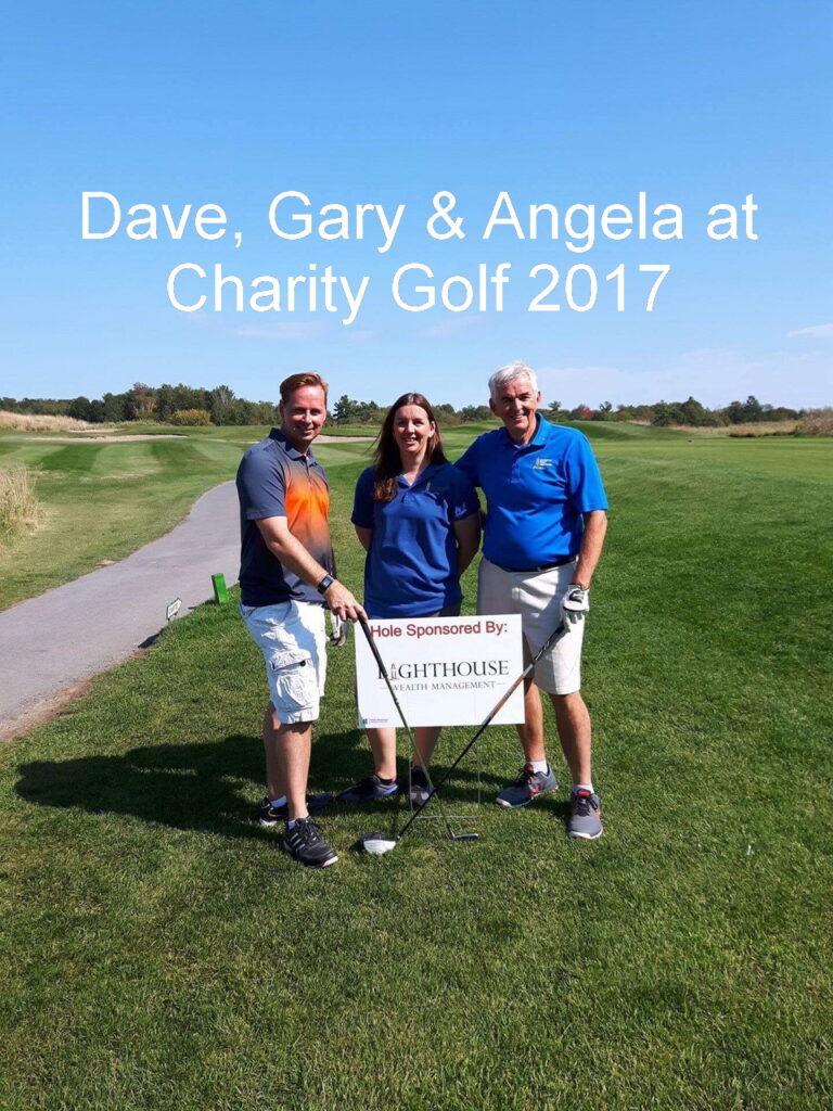 Charity Golf